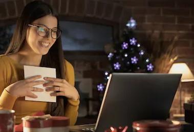 spanische Weihnachtslotterie als auch der Online-Adventskalender